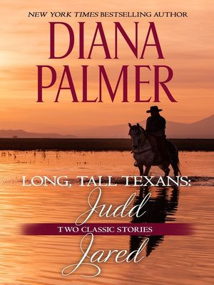 cover image of Long, Tall Texans: Judd ; Long, Tall Texans: Jared